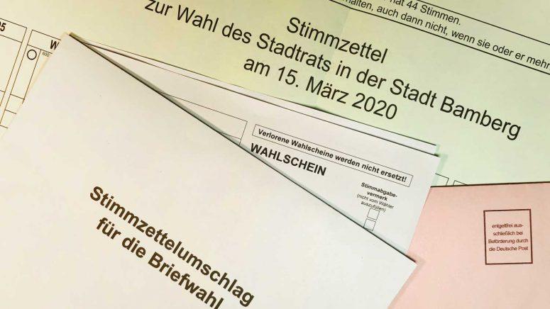 kommunalwahl bayern stimmen