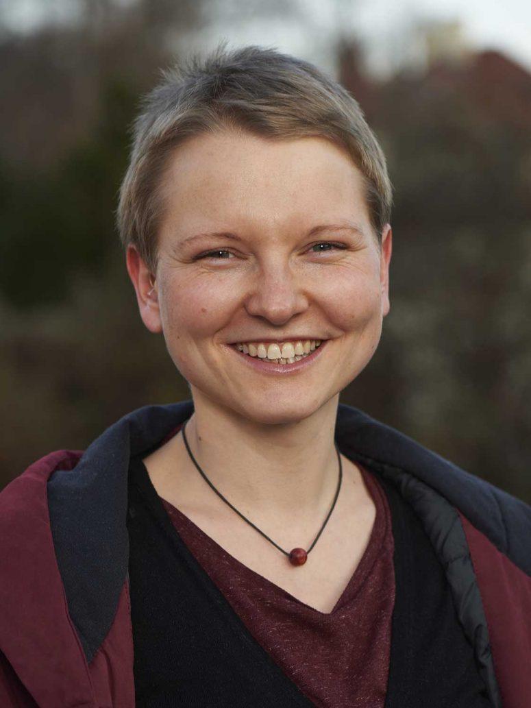 Die neue Bamberger Familienbeauftragte Pauline Albrecht