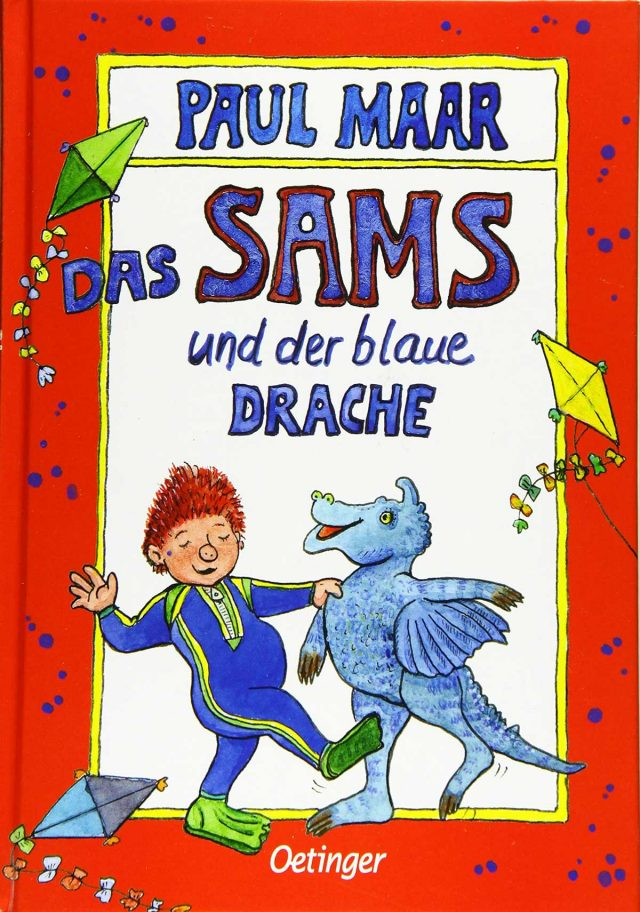 Paul Maar: Das Sams und der blaue Drache